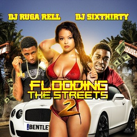 Flooding The Streets 2 DJ SixThirty front cover