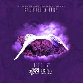 June 16th California Purp front cover