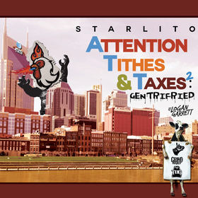 Attention Tithes & Taxes 2 Starlito front cover