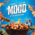Mood: (4th of July Edition) by DJ Phase 3