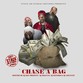 Chase A Bag Stack Or Starve front cover