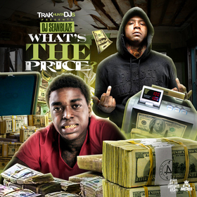 What's The Price DJ Seanblaze front cover
