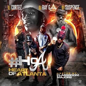 Heart Of Atlanta (Hosted By Classroom Majors) DJ Cortez front cover