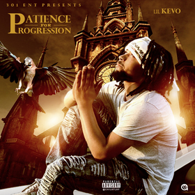Patience For Progression Kevo front cover