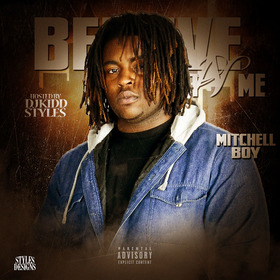 Believe In Me Mitchell Boy front cover