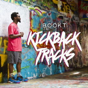 Kick Back Tracks Book T front cover
