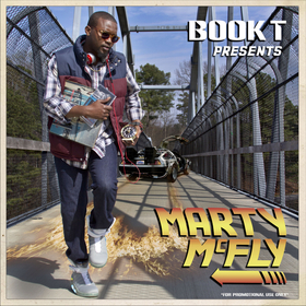 Marty McFly Book T front cover
