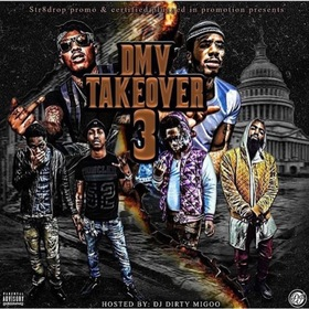 DMV Takeover 3 DJ Big Migoo front cover