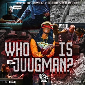 Who Is JuugMan ? JuugMan Jizzle front cover