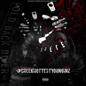 CreekHottestYounginz MellDopeAF front cover