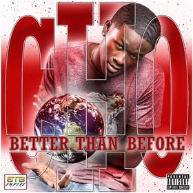 Better Than Before By CHO CHILL iGRIND WILL front cover