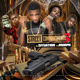 Street Commandments Vol. 3 DJ Situation front cover
