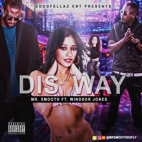 DIS WAY MRSMOOTH front cover