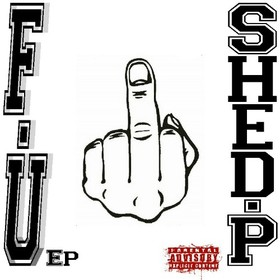 F.U. EP Shed P. front cover