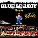 The Get Down Blue Legacy front cover