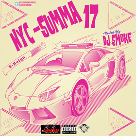 NYC Summa 17 E-Reign front cover