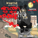 Welcome To New Rome DrugRixh Scarfo Da Plug front cover