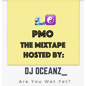 PMO (Put Me On) DJ 0ceanz_ front cover