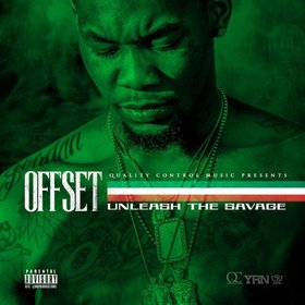Offset: Unleash The Savage DJ Jeff Duran front cover