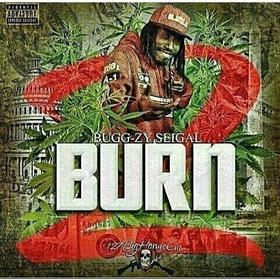 Burn 2 Bugg-zy $eigal front cover