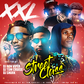 XXL Street Class DJ Tom Cruise front cover