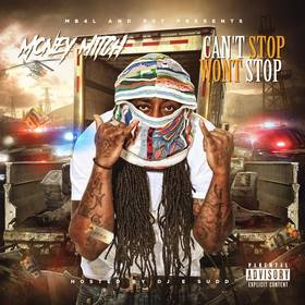 Cant Stop Wont Stop Money Mitch front cover