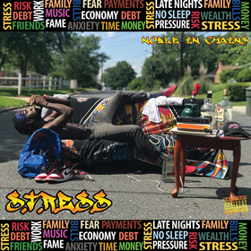 S.T.R.E.S.S. Noble In Chains front cover