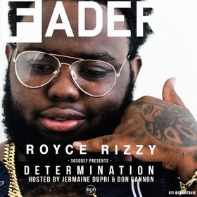 Determination Royce Rizzy front cover