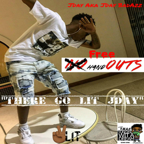 JDay BadAzz - #FreeNoHandOuts TyyBoomin front cover