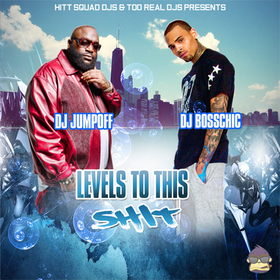 Levels To This Shit DJ Boss Chic front cover
