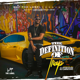 The Definition Of Trap TrapBHP front cover