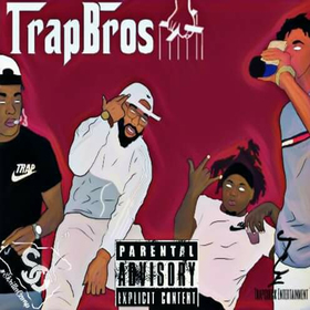 Trap Bros Pretty Tony front cover
