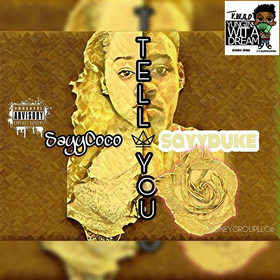 SayyCoco & SayyDuke - Love Story TyyBoomin front cover