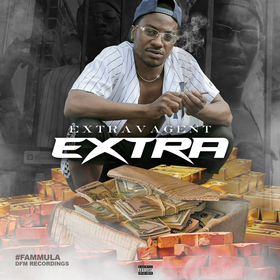 EXTRA Extravagent front cover
