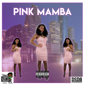 Jadey - Pink Mamba TyyBoomin front cover