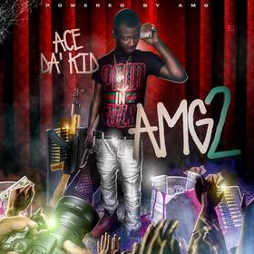 AMG2 Ace Da' Kid  front cover