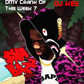 DMV Crank Of This Week #7 DJ Key front cover