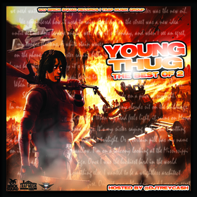 The Best Of Young Thug 2 Dj Trey Cash front cover