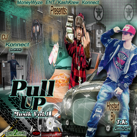 Pull-Up Musik Vol.1 DJ Konnect  front cover
