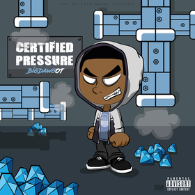 Certified Pressure BigDawg OT front cover