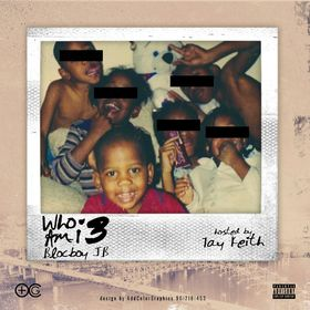 Who Am I 3 BlocBoy JB  front cover