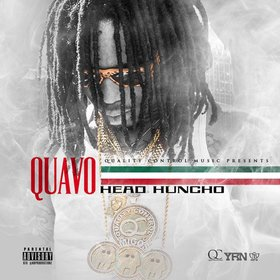 Quavo: Head Huncho DJ Phase 3 front cover