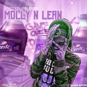 Molly N' Lean BootedUpBlood front cover