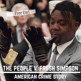 Fresh Simpson Fresh front cover