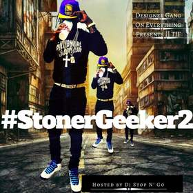 Stoner Geeker 2 TJF front cover