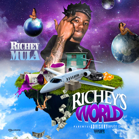 Richey's World Richey Mula front cover