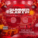 Summer Slam XVII The Mixtape DJ LIPZ front cover