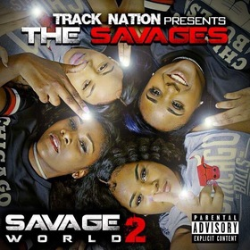 Savage World 2 Savages front cover
