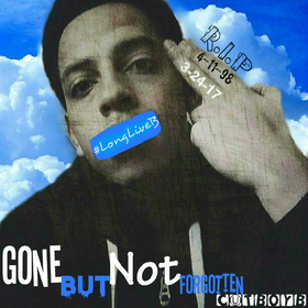 #LongLiveB TyyBoomin front cover