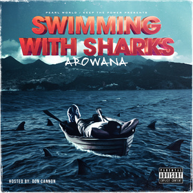 Swimming with Sharks Arowana front cover